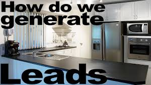 how to get more fitted kitchen leads fitted kitchen designers
