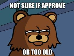 Not Sure If Meme - memes pedobear not sure by c0rr0si0n on deviantart