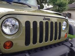 Rugged Ridge Billet Grille Inserts In Black Grill Inserts Feedback Jeep Wrangler Forum