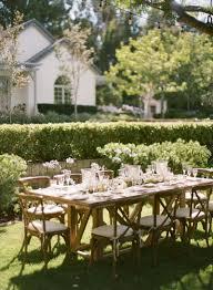 romantic california backyard wedding rancho santa fe wedding