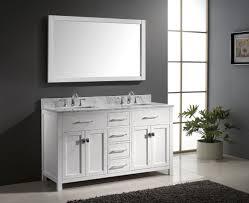 Double Sink Bathroom Vanity Decorating Ideas by 60 Inch Bathroom Vanities Double Sink Ideas For Home Interior