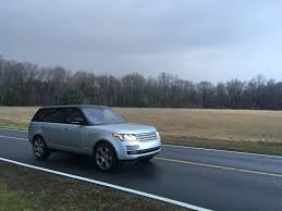 range rover silver 2017 2016 range rover autobiography review still the world u0027s best
