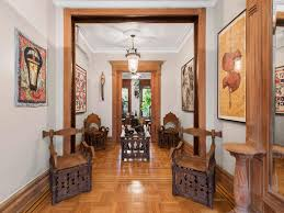 One Bedroom Townhouse For 2 3m An Amzi Hill Designed Bed Stuy Townhouse With Historic