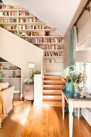 Beautiful Home Libraries by Creating A Home Library That U0027s Smart And Pretty House Book
