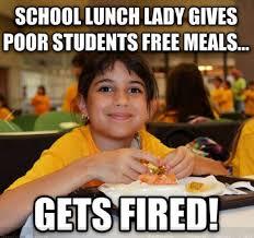 School Lunch Meme - cherry creek school district lunch controversy