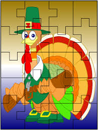 free printable thanksgiving jigsaw puzzles great for