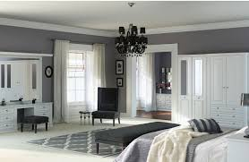 White Fitted Bedroom Furniture Fitted Kitchens Chesterfield Dobbies Betta Living