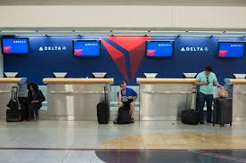 delta baggage fees here u0027s how much delta lost on massive flight outage
