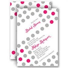 polka dot invitations bridal shower invitations invitations by
