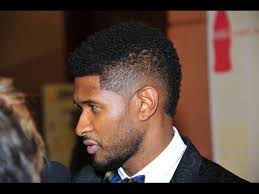 south of france usher haircut mohawk curl sponge youtube