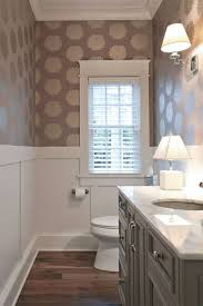 wallpaper bathroom designs 166 best small guest bathroom images on bathroom ideas