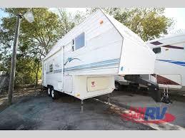 aljo travel trailer floor plans used 2000 skyline aljo 2425 fifth wheel at fun town rv cleburne