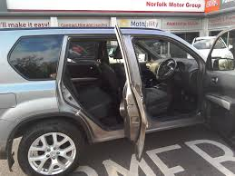 nissan x trail for sale used nissan x trail 2 0 dci 173 tekna 5 doors 4x4 for sale in