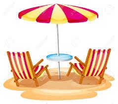 Kids Beach Chair With Umbrella Beach Chair With Umbrella Clipart Collection