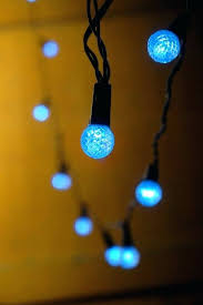 100 ft outdoor string lights 100 ft globe string lights blue led battery operated foot outdoor