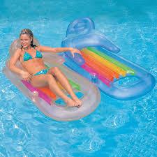 Intex Inflatable Swimming Pool Intex King Kool Lounge Pool Lounges