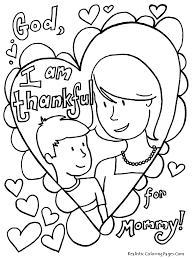printable mothers day coloring pages realistic coloring pages