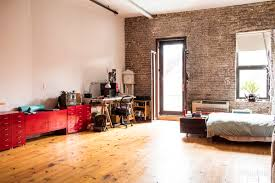 penthouses in new york rent brooklyn loft apartment with moveable cyclorama apartment