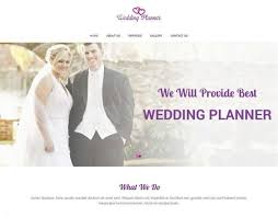 wedding planner websites what is the best site for creating a wedding website quora