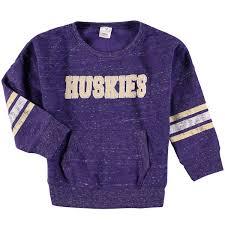 toddler colosseum purple washington huskies roque fleece