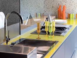 plan de travail cuisine en verre plans de travail le bal des matières décoration