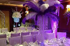 feather centerpieces gallery centerpieces flowers sweet 16 bar mitzvah bat mitzvah