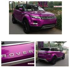 wrapped range rover evoque a very flashy range rover evoque spotted in beijing china the