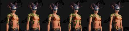 warlock order hall quest new demon hunter tattoo options mythic