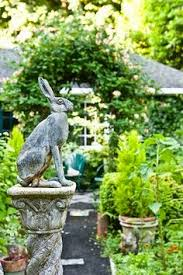 Regal Home And Garden Decor Focal Point Styling Spring Bunnies Rabbits U0026 Hares In The Garden