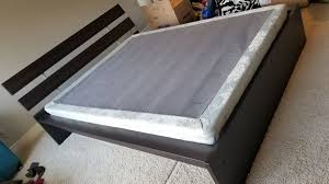 Hopen Bed Frame Ikea Free Box With Ikea Hopen Bed Frame Furniture