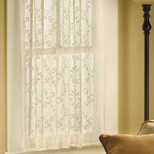 heritage lace curtain panel hayneedle