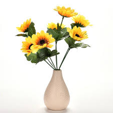 Sunflower Home Decor Online Buy Wholesale Real Sunflowers From China Real Sunflowers