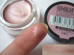 review maybelline color shade 65 pink gold my