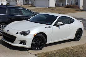 frs car white plasti dipped wheels scion fr s forum subaru brz forum