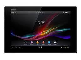 Tablet Z Lte Sony Xperia Tablet Z Sgp321 Wi Fi 4g Lte 16gb Qualcomm 2048 Mb