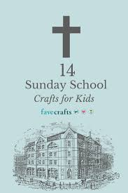 17 kids sunday crafts favecrafts com