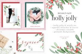 diy watercolor christmas photo card tutorial simple u0026 easy