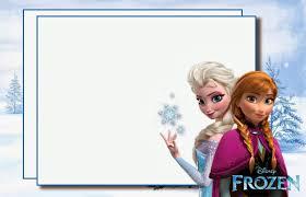 Frozen Invitation Cards Birthday Frozen Birthday Invitation Templates For Girls Ideas