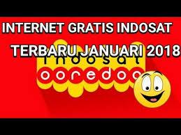 kuota gratis indosat januari 2018 internet gratis indosat terbaru januari 2018 youtube