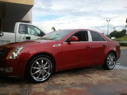 cadillac cts 20 inch wheels cts on 20 avenue 605 rent a wheel rent a tire