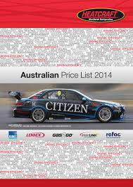 heatcraft australia 2014 price guide by heatcraft worldwide