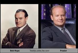 Frasier Meme - bob hope totally looks like frasier cheezburger funny memes