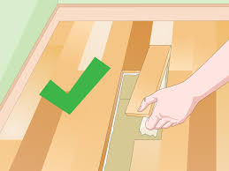 Laying Carpet On Laminate Flooring 3 Ways To Reduce Floor Noise Wikihow