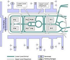 Atlanta Airport Terminal Map Airport Terminal Map Los Angeles Airport Terminal Map Jpg