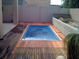 awesome plunge pool design images interior design ideas