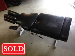lloyd 402 flexion elevation table used table inventory nw chiropractic equipment sales repair