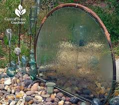 Waterfall For Backyard by How To Build A Glass Waterfall For Your Backyard Diy Projects