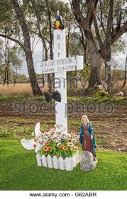 roadside memorial crosses for sale roadside memorial shrine of flowers for victim killed in fatal car
