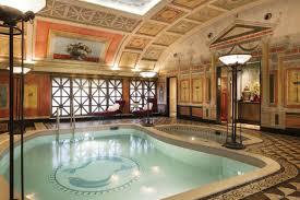 piscine en verre mosaïque de piscine au sol en verre antidérapante rain