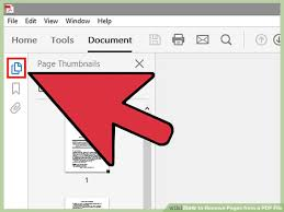 photo pages 4 ways to remove pages from a pdf file wikihow